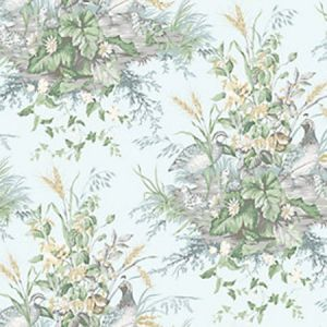WP88434-004 EDWIN'S COVEY Woodlawn Scalamandre Wallpaper
