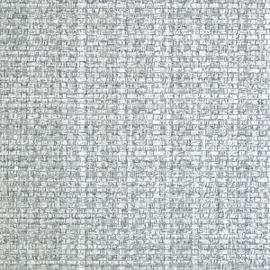 SC 0004 WP88443 JUTE Blue Mica Scalamandre Wallpaper