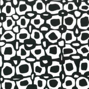 STARWOOD Black Norbar Fabric