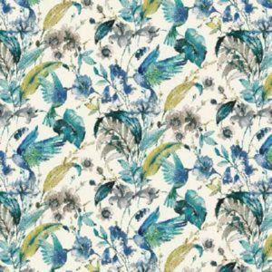 SWISS Dream Blue Norbar Fabric