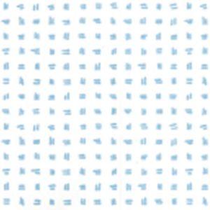 AP880-09AWP TATE Windsor Blue On Almost White Quadrille Wallpaper