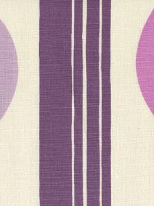 7830V-05 TETE A TETE VERTICAL Purple Violet Lilac Quadrille Fabric