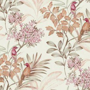 TL1929 Handpainted Songbird York Wallpaper