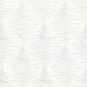 TREND TRACKER Silver Carole Fabric