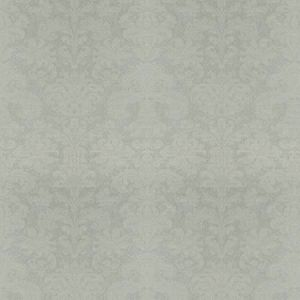 TUFA DAMASK Aqua Diamond Fabricut Fabric