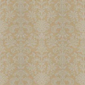 TUFA DAMASK Gold Dust Fabricut Fabric