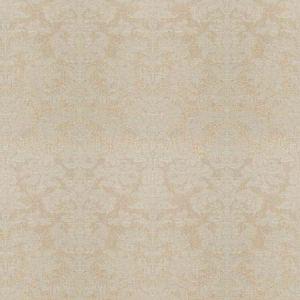 TUFA DAMASK Linen Shimmer Fabricut Fabric