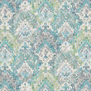 TURBO Aquamarine Norbar Fabric