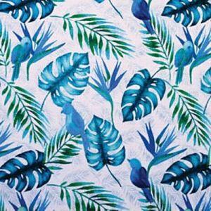 TWIGGY Turq Norbar Fabric