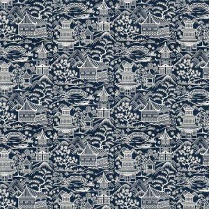UPSALA 1 NAVY Stout Fabric