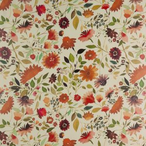 W0070/01 JAIPUR GARDEN Multi Clarke & Clarke Wallpaper
