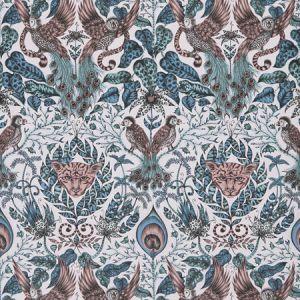 W0098/04 AMAZON Pink Clarke & Clarke Wallpaper