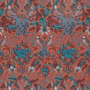 W0098/05 AMAZON Red Clarke & Clarke Wallpaper