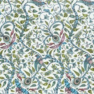 W0104/03 ROUSSEAU Jungle Clarke & Clarke Wallpaper