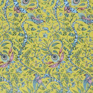W0104/04 ROUSSEAU Lime Clarke & Clarke Wallpaper