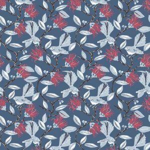 W05vl-3 ONLOOKER Federal Stout Wallpaper
