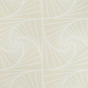 W3486-16 GEO SHELL Limestone Kravet Wallpaper