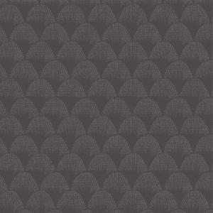 WBN 00039126 BELLE EPOQUE Black Scalamandre Wallpaper