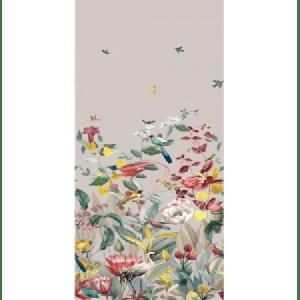 WBN 00039190 KOTORI MURAL Light Grey Scalamandre Wallpaper