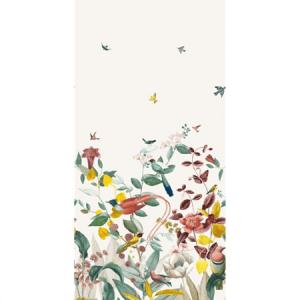 WBN 00049190 KOTORI MURAL White Scalamandre Wallpaper