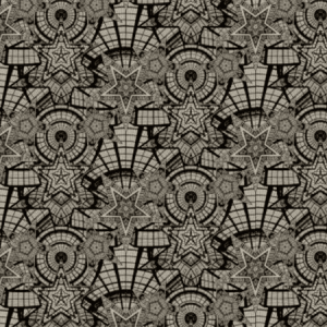 WH0 00013318 COUPOLE Or Scalamandre Wallpaper