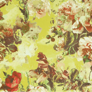 WH0 00023301 FLAMBOYANT Pollen Scalamandre Wallpaper