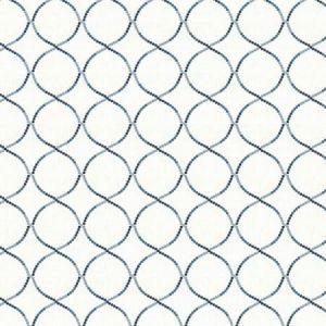WHEELING 1 SAPPHIRE Stout Fabric