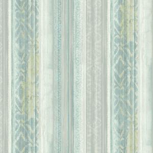WMA MF040802 CALLAS Turquoise Scalamandre Wallpaper