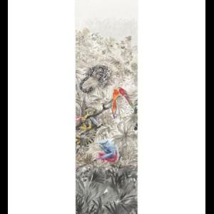 WNM 0001 ARCP1 ARCADIA MURAL PANEL 1 Multicolor Scalamandre Wallpaper