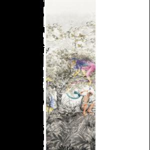 WNM 0001 ARCP6 ARCADIA MURAL PANEL 6 Multicolor Scalamandre Wallpaper