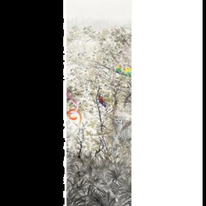 WNM 0001 ARCP7 ARCADIA MURAL PANEL 7 Multicolor Scalamandre Wallpaper