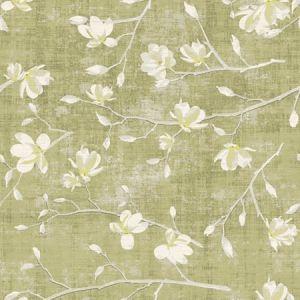 WNM 0001BLOO BLOOM Wheat Scalamandre Wallpaper