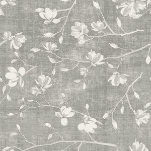 WNM 0002BLOO BLOOM Silver Scalamandre Wallpaper