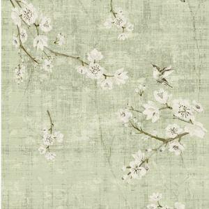WNM 1050BLOS BLOSSOM FANTASIA French Gray Scalamandre Wallpaper