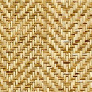 WNR1127 ECLATE WEAVE Straw Winfield Thybony Wallpaper