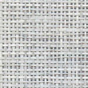 WNR1146 CHANNEL WEAVE Silver Winfield Thybony Wallpaper