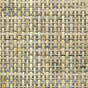 WNR1155 CHANNEL WEAVE Warm Grey Winfield Thybony Wallpaper