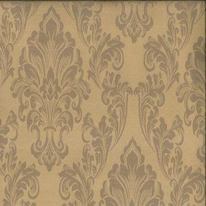 WOMACK Gold Norbar Fabric
