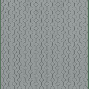 WTT 661624 BELLE EPOQUE Pewter Scalamandre Wallpaper