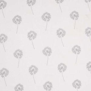 YOUNG DREAMER Silver Carole Fabric