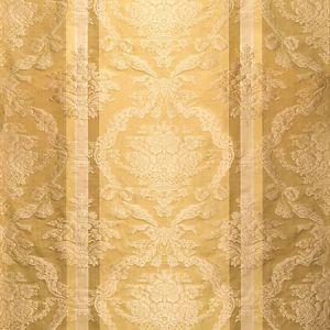 ZA 2191PTRS PETRARCA STRIPE Antique Gold Old World Weavers Fabric