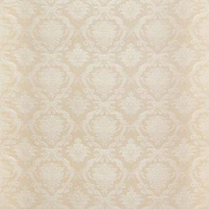ZA 2197PETR PETRARCA DAMASCO Cream Old World Weavers Fabric