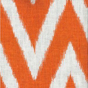 ZEAK Orange Cc2 Norbar Fabric