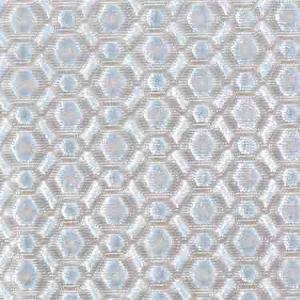 ZS 0001MANE MANETTA Powder Blue Old World Weavers Fabric
