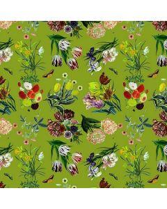 WNM 0003FLOR FLORA & FAUNA Fontana Scalamandre Wallpaper