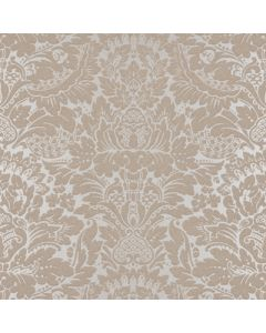 LWP64366W DELAMERE DAMASK Pewter Ralph Lauren Wallpaper