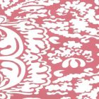 2335-51WP SAN MARCO REVERSE Coral On Almost White Quadrille Wallpaper