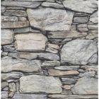 2922-22304 Cesar Stone Wall Grey Brewster Wallpaper