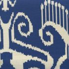303039TLC NOMAD New Navy on Tinted Linen Cotton Quadrille Fabric