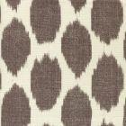 306110F ADRAS Brown on Tint Quadrille Fabric